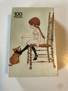 Holly Hobbie 100 Piece Vintage Jigsaw Puzzle Arrow Games Limited 5677