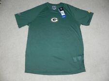 UNDER ARMOUR GREEN BAY PACKERS NFL COMBINE T-SHIRT MEN'S LARGE LOOSE FIT NEW NWT