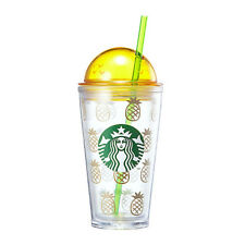 Starbucks Korea 2018 Summer pineapple coldcup 473ml Limited Edition