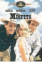 The Misfits (DVD, 2001) Marilyn Monroe Clark Gable & Montgomery Clift,  Winwood