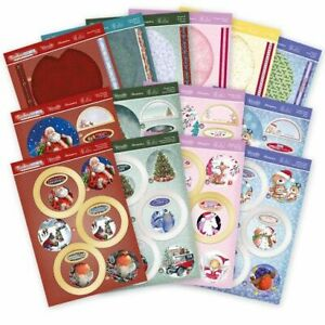Hunkydory - Rocking Snow Globes - Concept Card Collection