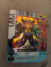 Power Rangers Action Card Game 3-023 Zenith Megazord