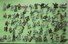 LARGE COLLECTION 75 CLASSIC METAL FANTASY ANCIENTS RARE FIGS RAL PARTHA NICE