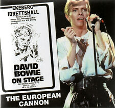 DAVID BOWIE - THE EUROPEAN CANNON (OSLO 1978) - 2CD DIGISLEEVE - OUT MARCH 2019