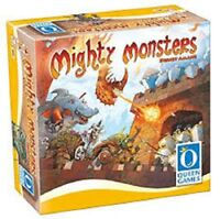 MIGHTY MONSTERS BOARD GAME BRAND NEW & SEALED