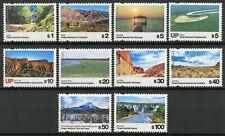 Argentina 2019 MNH National Parks 10v Set Nature Tourism Landscapes Stamps