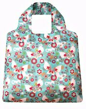 NEW SAKitToMe Reusable Shopping Tote Bag Grocery Butterfly Envirotrend Designer