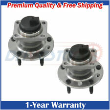 Set:2 New Front Left and Right Wheel Hub & Bearings for 91-96 Chevy Corvette