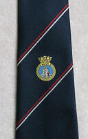 Vintage REGIMENTAL Tie Mens Necktie Club Association WAVES