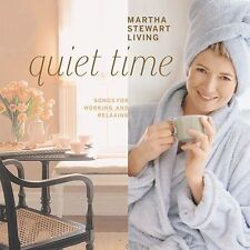 Martha Stewart Living: Quiet Time by Various Artists (CD, Mar-2002, Rhino...
