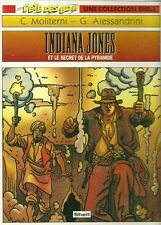BD  INDIANA JONES & LE SECRET DE LA PYRAMIDE 1994
