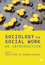 Sociology for Social Work: An Introduction, Good Condition Book, , ISBN 97818486