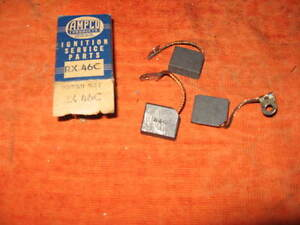 buick chevy lasalle oldsmobile pontiac generator brush set 1934-1939