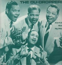 The Du-Droppers - Can't Do Sixty No More CD SEALED NEW doo wop