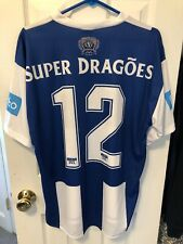 Super Dragoes Football Kit Soccer Jersey Size Large
