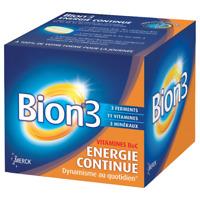 Bion 3 Énergie Continue 60 Comprimés (2 mois) NEUF pot scellé