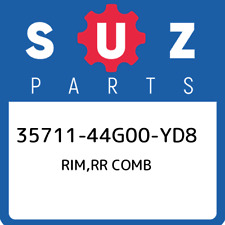 35711-44G00-YD8 Suzuki Rim,rr comb 3571144G00YD8, New Genuine OEM Part