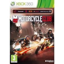Pal version Microsoft Xbox 360 Motorcycle club