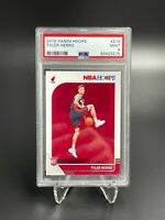 2019 Tyler Herro Panini NBA Hoops Rookie Card PSA 9 #210 RC