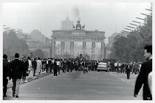 East Germany Brandenburg Gate Berlin 1961 7x5 Inch Reprint Photo