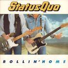 """Status Quo(7"""" Vinyl P/S)Rollin' Home-Vertigo-QUO 18-UK-1986-Ex/Ex"""