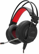 SPEEDLINK MAXTER Headset Kopfhörer mit Mikrofon für Playstation 4 PS4 LED