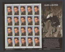 US #3329 James Cagney 33 Cents Complete Sheet of 20 Mint Never Hinged