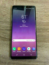 NEW REPLACEMENT UNLOCKED BLACK SAMSUNG SPRINT GALAXY NOTE 8 SM-N950 64GB