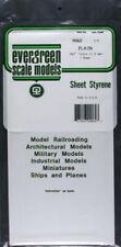 "Evergreen Scale Models 9060 .060"" x 6"" x 12"" Polystyrene White Sheet"