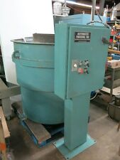 Automated Finishing Ab-7 Vibratory Finisher (Sweco Type)