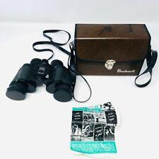 Vintage Bushnell Banner 7x35 Binoculars With Brown Case Bushnell Binoculars 1977