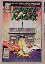 Speed Racer Comic Book #35, NOW Comics Aug 1989