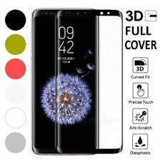 Samsung Galaxy 3D Full Curved Cover PET Soft Shockproof Screen Protector Film