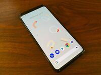 Google Pixel 4 XL G020J - 64GB - Clearly White (Unlocked) - READ DESCRIPTION