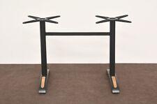 New aluminium twin table base for pub club restaurant cafe