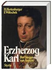 Hertenberger: Erzherzog Karl. Der Sieger von Aspern - Sieg über Napolen -HC