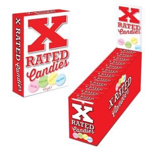 X Rated Candies Funny Rude Adult Humour Hen Party Stag Party Sweets Secret Santa