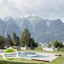 3 Tage Wellness Urlaub Hotel VAL BLU Resort SPA 3* inkl. HP Bludenz Vorarlberg