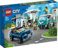LEGO® City 60257 Tankstelle, NEU & OVP