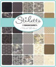 40-Piece Fat Quarter bundle of Stiletto by Moda