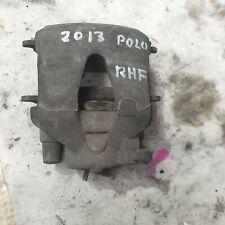 VOLKSWAGEN POLO RIGHT FRONT CALIPER 6R , 05/10-01/18