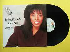 Donna Summer - When Love Takes Over You / Bad Reputation, Warner Bros. U7361T