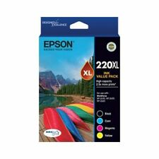Epson 220XL (C13T294692) Ink Cartridge - Value Pack