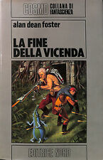 """[307] COSMO ARGENTO ed. Nord 1982 n.  126 Foster """"La fine della vicenda"""""""