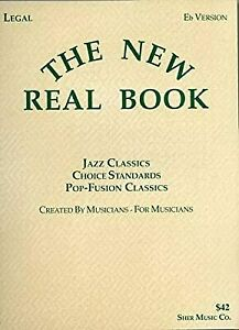 The New Real Book Volume 1 (Eb Version), Various, Used; Good Book