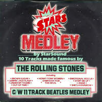 """Stars On 45 - The Greatest Rock 'N' Roll Band In The World / Beatles Medley (7"""")"""