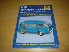 Haynes VW TRANSPORTER T25 CAMPER VAN CARAVELLE Owners Service Manual Handbook