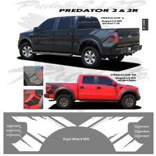 Ford Raptor 2010+ Predator 2R Graphic Kit - Bright White