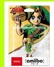 Pre amiibo Zelda Link Majora's Mask Nintendo Majora The legend of Figure Japan