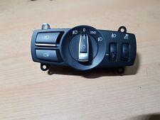 HEADLIGHT CONTROL PANEL BMW 5 SERIES 2012